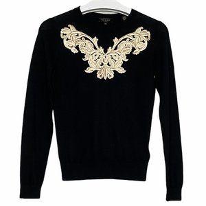 Ted Baker London Silk Cashmere Blend Sweater